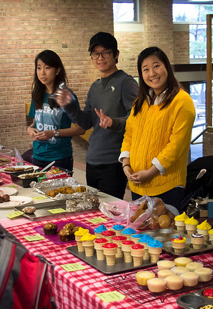 Bake Sale at Hiemenga Hall