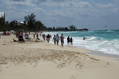 """In the winter, Cayman experiences """"Nor'Westers"""" when a cold front comes to the island."""