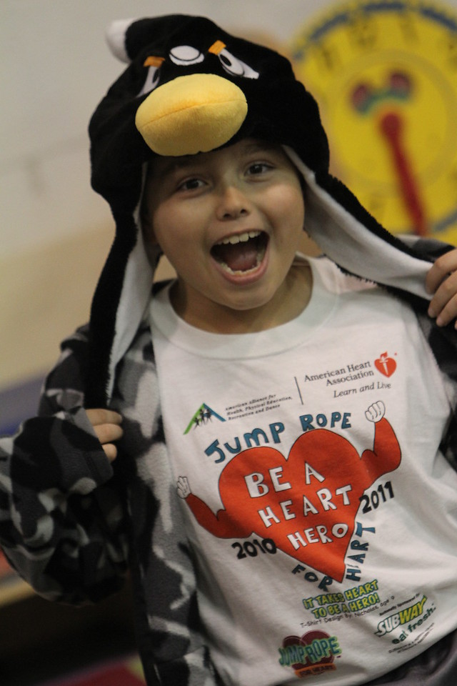 Jump Rope for Heart 2012