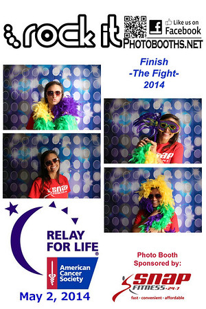Relay For Life 5.2.2014 (Washington Parish)