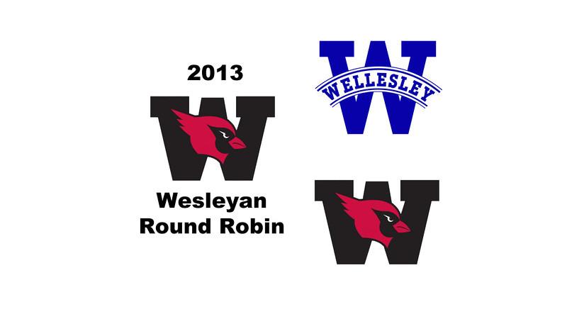 2013 Weseleyan Round Robin