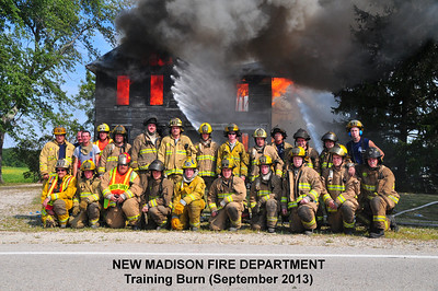 New Madison (OH) Fire Dept