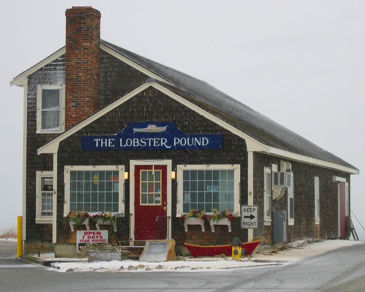 The Lobster Pound, Manomet Point