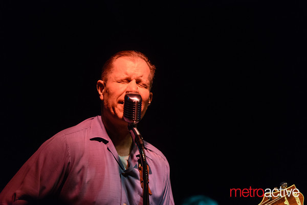 The Reverend Horton Heat-Nekromantix