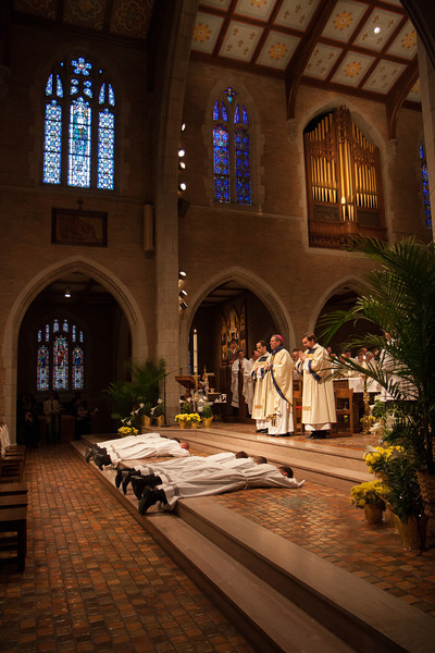 Ordinations-Transitional Diaconate