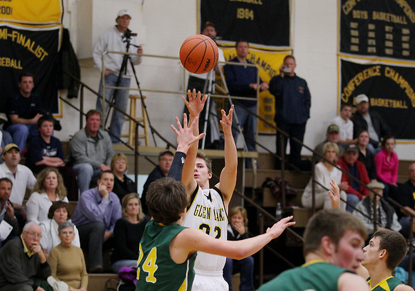 Basketball: Glen Lake vs McBain, Dec. 3, 2012