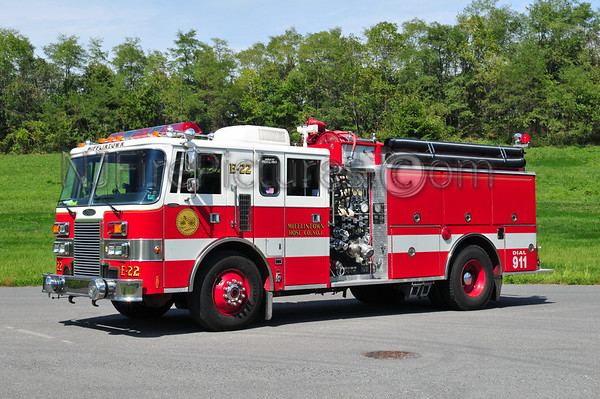 Juniata County, PA Fire Apparatus