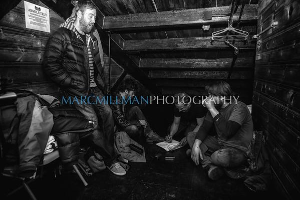 Bustle In Your Hedgerow Freaks Ball XIII @ BK Bowl (Fri 1/25/13)