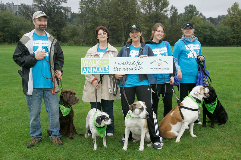 Walk for the Animals - Group Photos - 2010