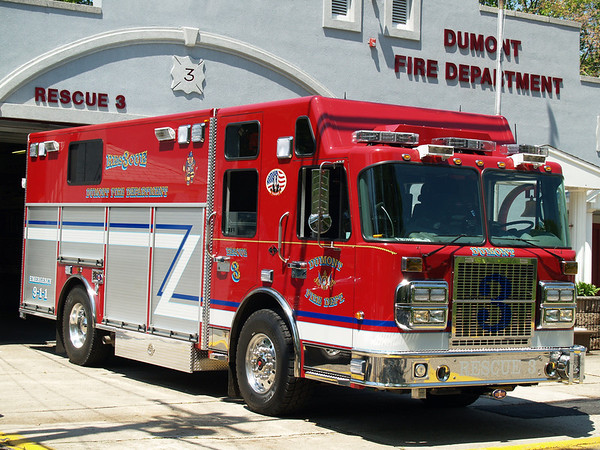 Dumont, NJ Rescue 3