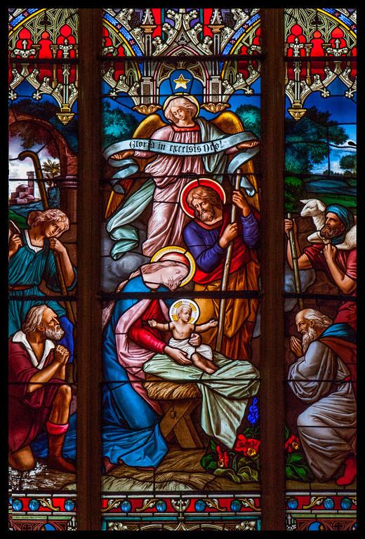 Christmas 2013 11:30 Mass