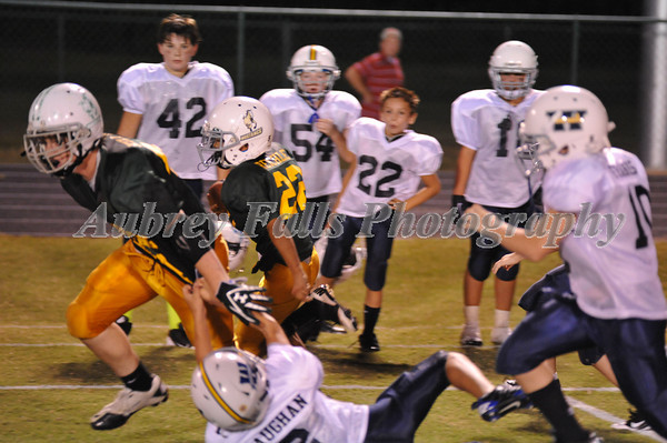 2012 Pee Wee Football