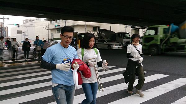 Emory Cares Day: Japan 11.9.2013
