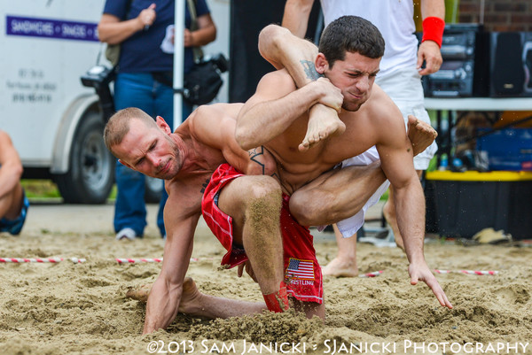 2013 Michigan Beach Wrestling Championship