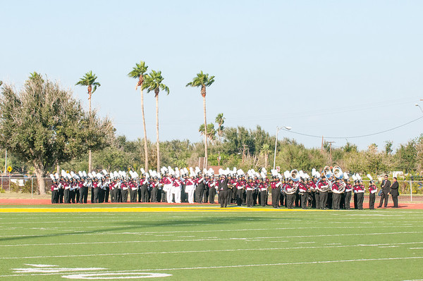 October 20, 2012 - Pig Skin - Mission High School