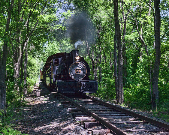 Walkersville Lehigh Valley Railfan Day