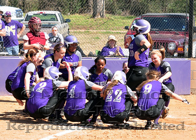 Varsity Lady Tigers vs Cooper Lady Bulldogs 3-10-14