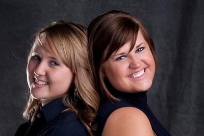 Deanna & Darlene