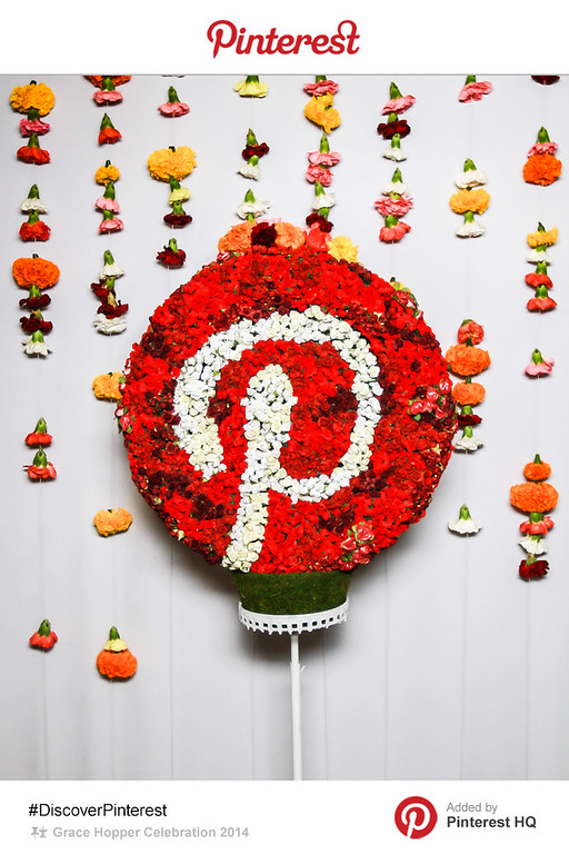 Pinterest at The 2014 Grace Hopper Celebration