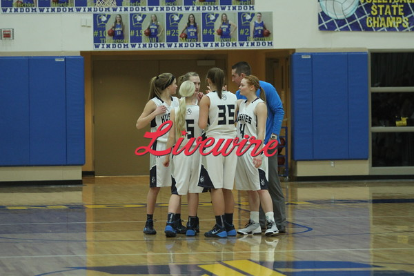 GBB vs Fairmont 3-6-15