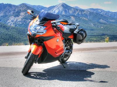Mega Moto Teton Yellowstone Tour