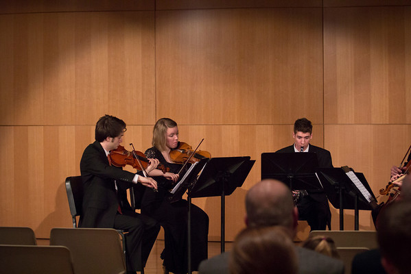 Credo Quartet Recital 2014