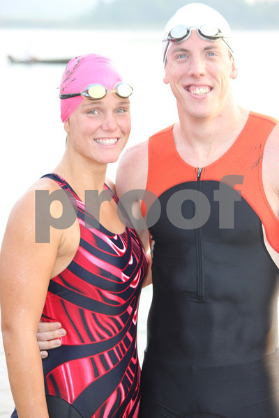 SharkSprint Triathlon Swim 2012