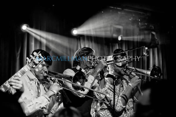 Bonerama @ Hiro Ballroom (Sun 2/19/12)