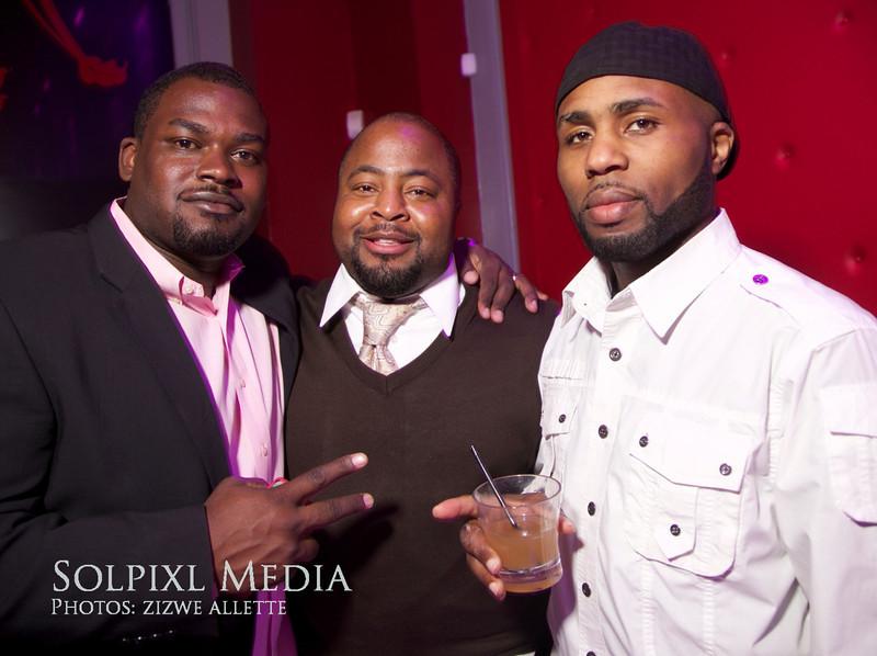 First Friday at Mirage DJ TANZ