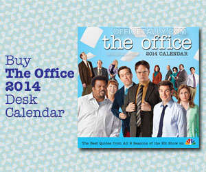 The Office 2014 Desk Calendar