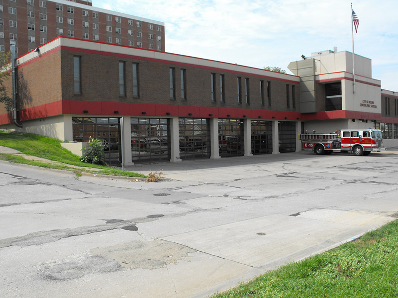Illinois Firehouses