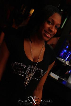 A-List Fridays at The City 05-04-2012
