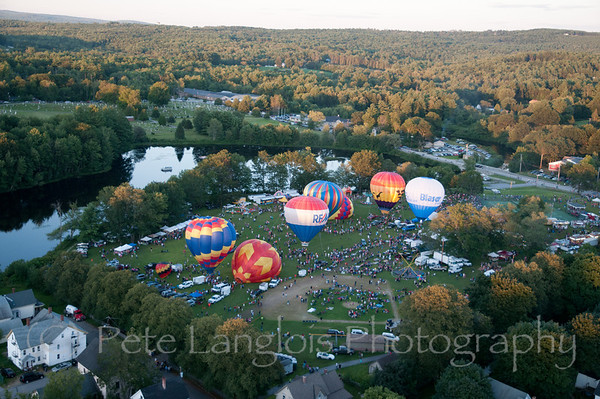 Hot Air Balloon Festivals and Rallies