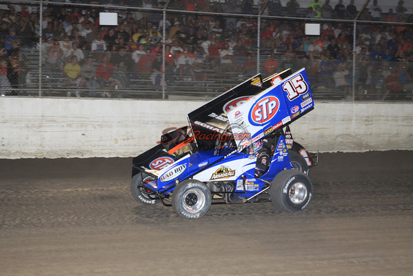 World of Outlaw Sprint Cars