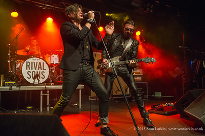 Rival Sons - Rock City, Nottingham - 3rd April 2015