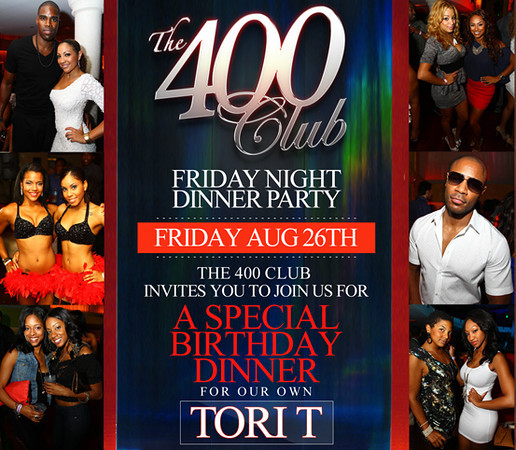 The 400 Club @ Dolce