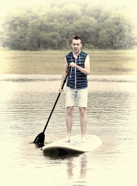 7/4/2012 - Paddle Boarding
