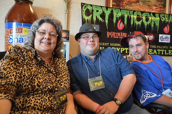 Crypticon Seattle 2013 General Pool
