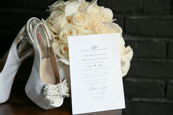 Mike + Zeinab Chammout