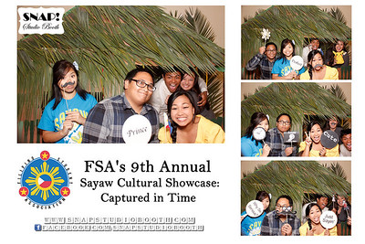 2014-03-30 FSA's 9th Annual Sayaw Cultural Showcase: Captured in Time