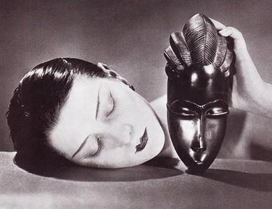 Man Ray - Noire et Blanche (1926)