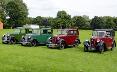 90 YEARS OF THE AUSTIN 7