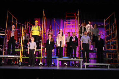 "Danville's ""Working the Musical"" 2014"