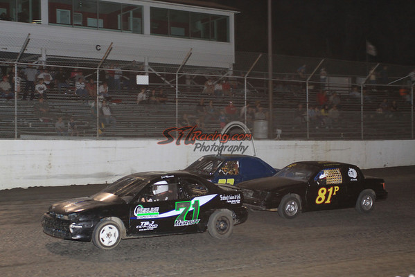 U.M.P. DIRTcar/AARA Pro 4 Stocks