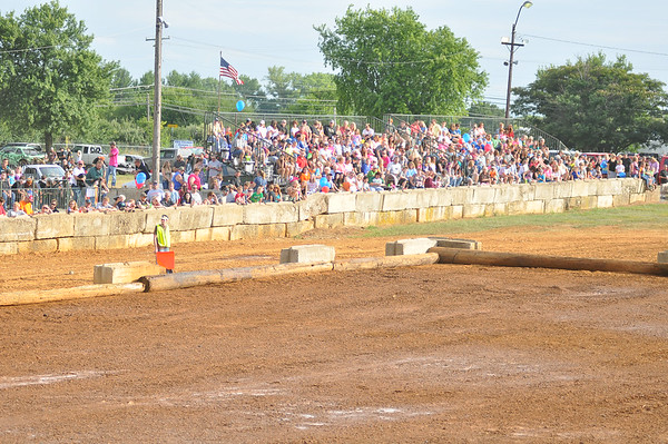 2014 FREDRICK CO FAR DEMO DERBY & FAN SHOTS 8-2-14