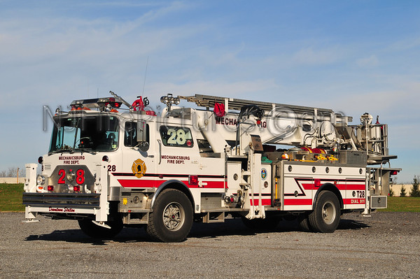 CUMBERLAND COUNTY, PA FIRE APPARATUS