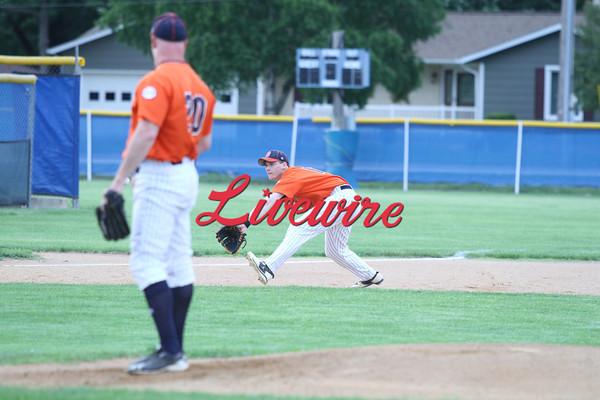 Bulls vs Heron Lake 6-11-14
