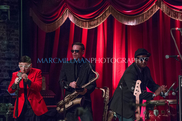 Bowlive 4- Nite 8 feat. George Porter, London Souls & Shady Horns (Sat 3/16/13)