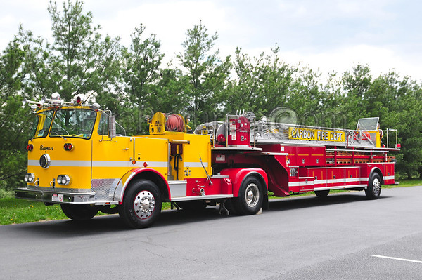 WESTMORELAND COUNTY FIRE APPARATUS