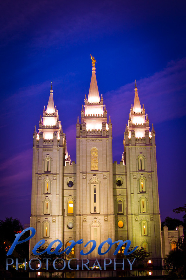 Salt Lake City, UT Temple